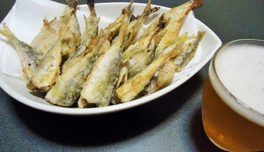 簡単調理!豆アジ(小アジ)の料理方法
