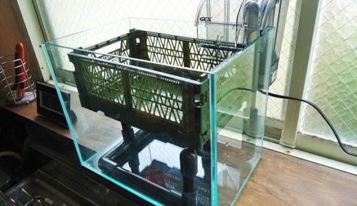 循環式水耕栽培システム作成(自作DIYチャレンジ)