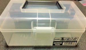 満水センサー用の箱